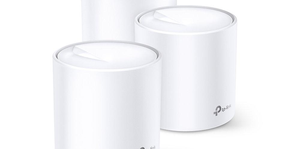 Sistem Mesh Wi-Fi 6, Gigabit, Deco XC6, 2 pack, AX3000