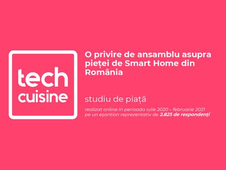 71% dintre români ar cumpăra un dispozitiv Smart Home în următoarele 6 luni - Studiu de piață