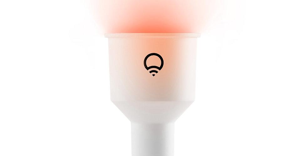 Bec LED inteligent, LIFX GU10 Downlight, 2 Pack, Wi-FI, W400lm, 6W