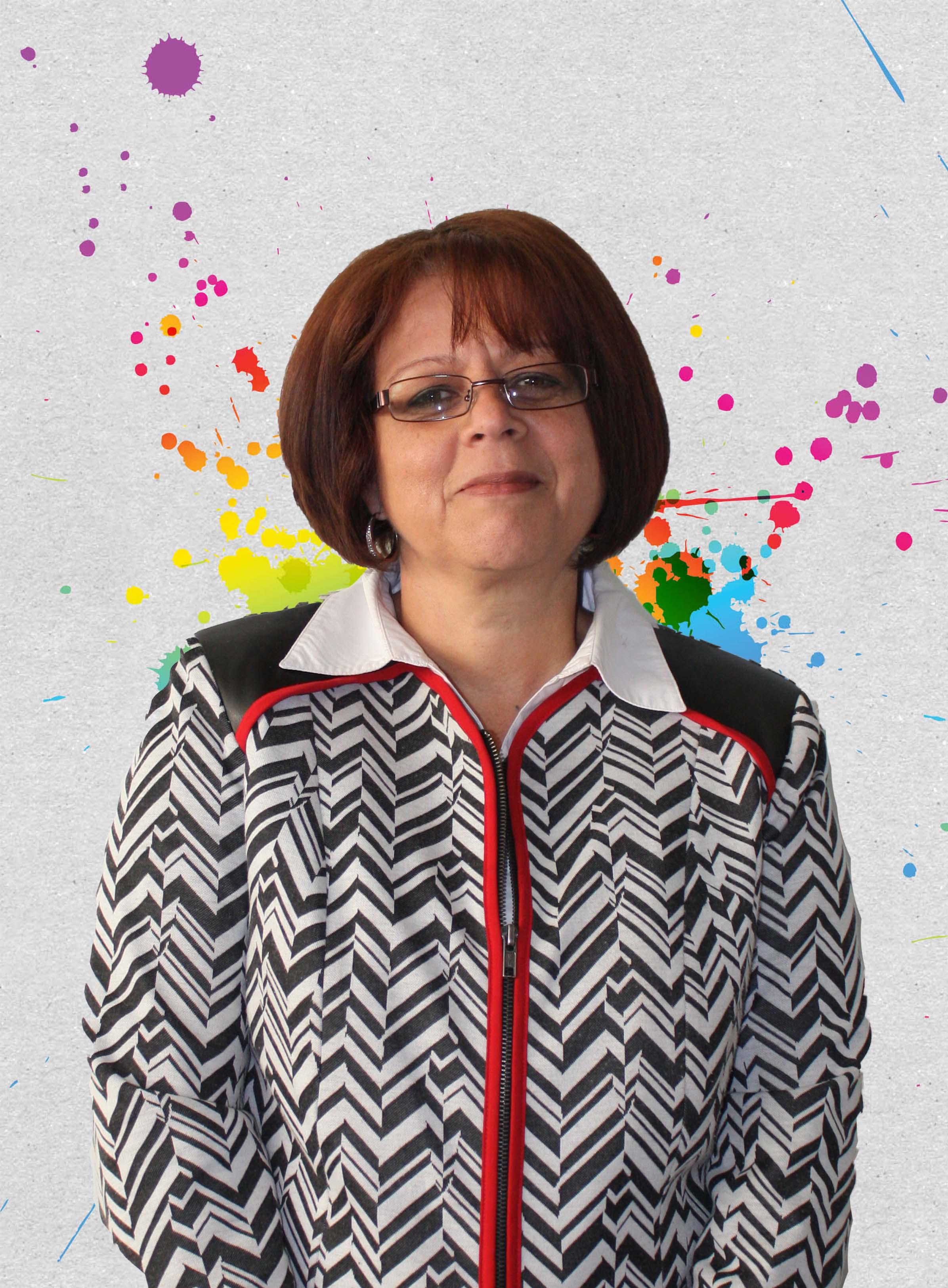Yolanda Frans - Admin