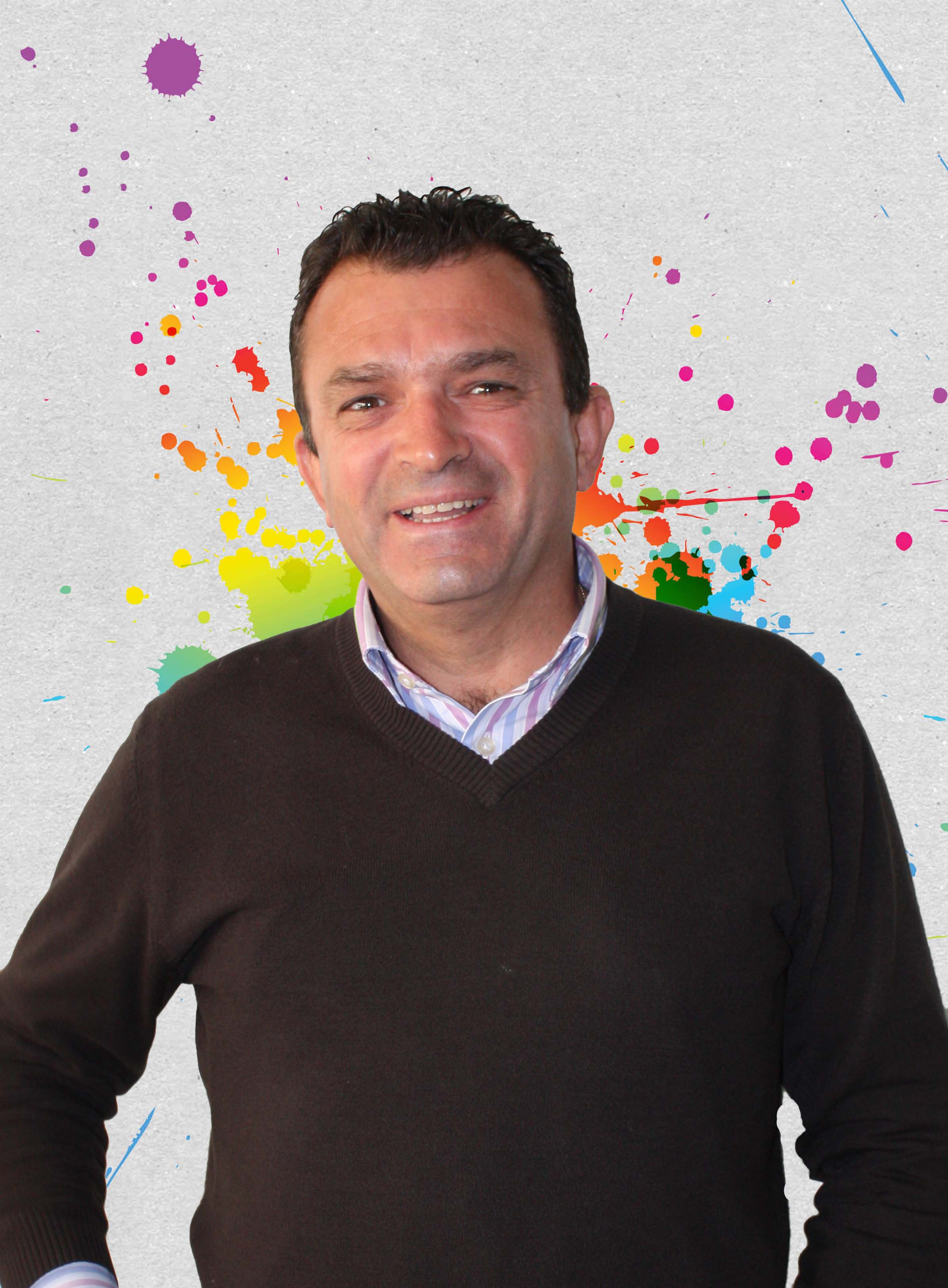 Jose de Sousa - Group Sales Director
