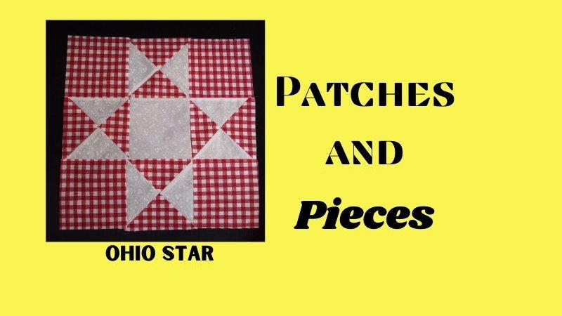 The Ohio Star Quilt Block