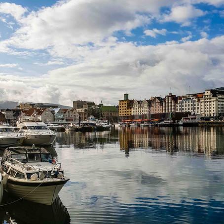 Back in rainy town - Bergen