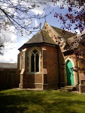 Laddingford Church