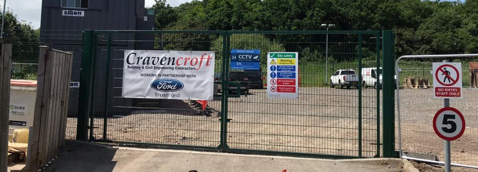 Cravencroft Health & Safety Header Image