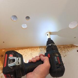 Fine Finish carpentry Socket Preperation
