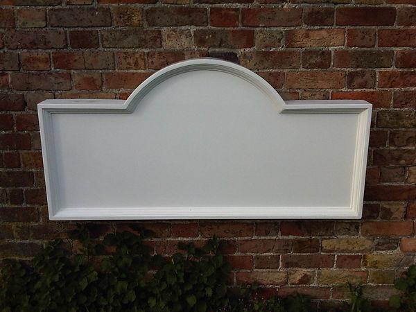 Curley GRP Signboard