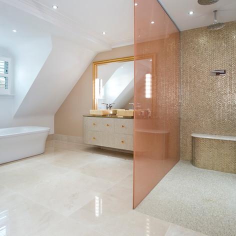 Laminating Bathrooms