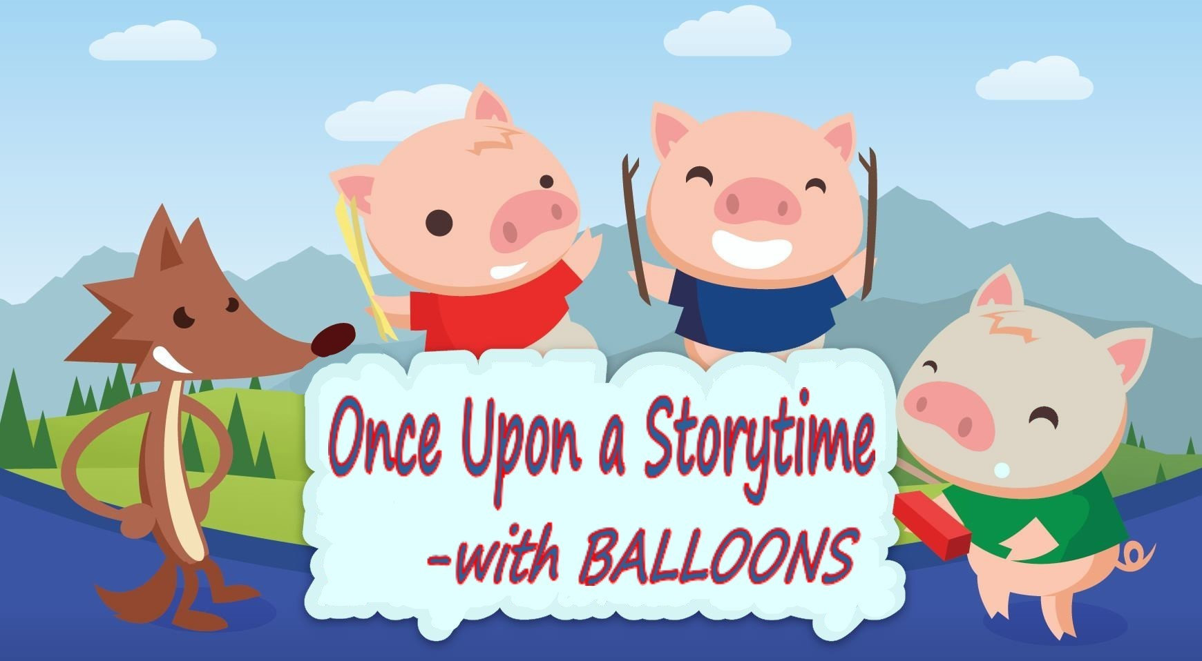 VIRTUAL Balloon Storytelling
