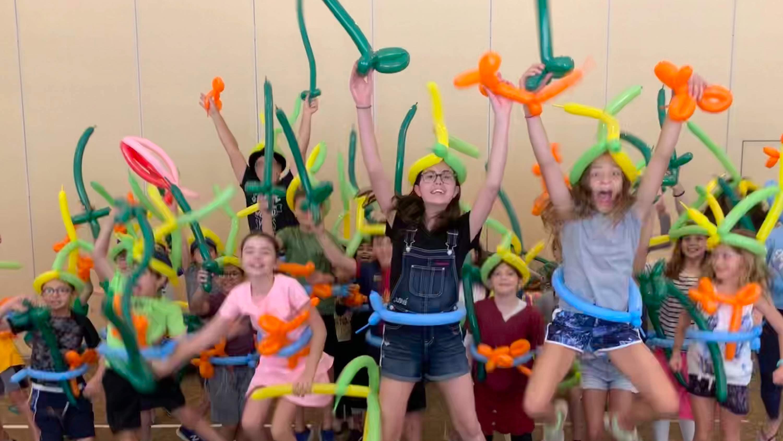 Virtual Balloon Workshop