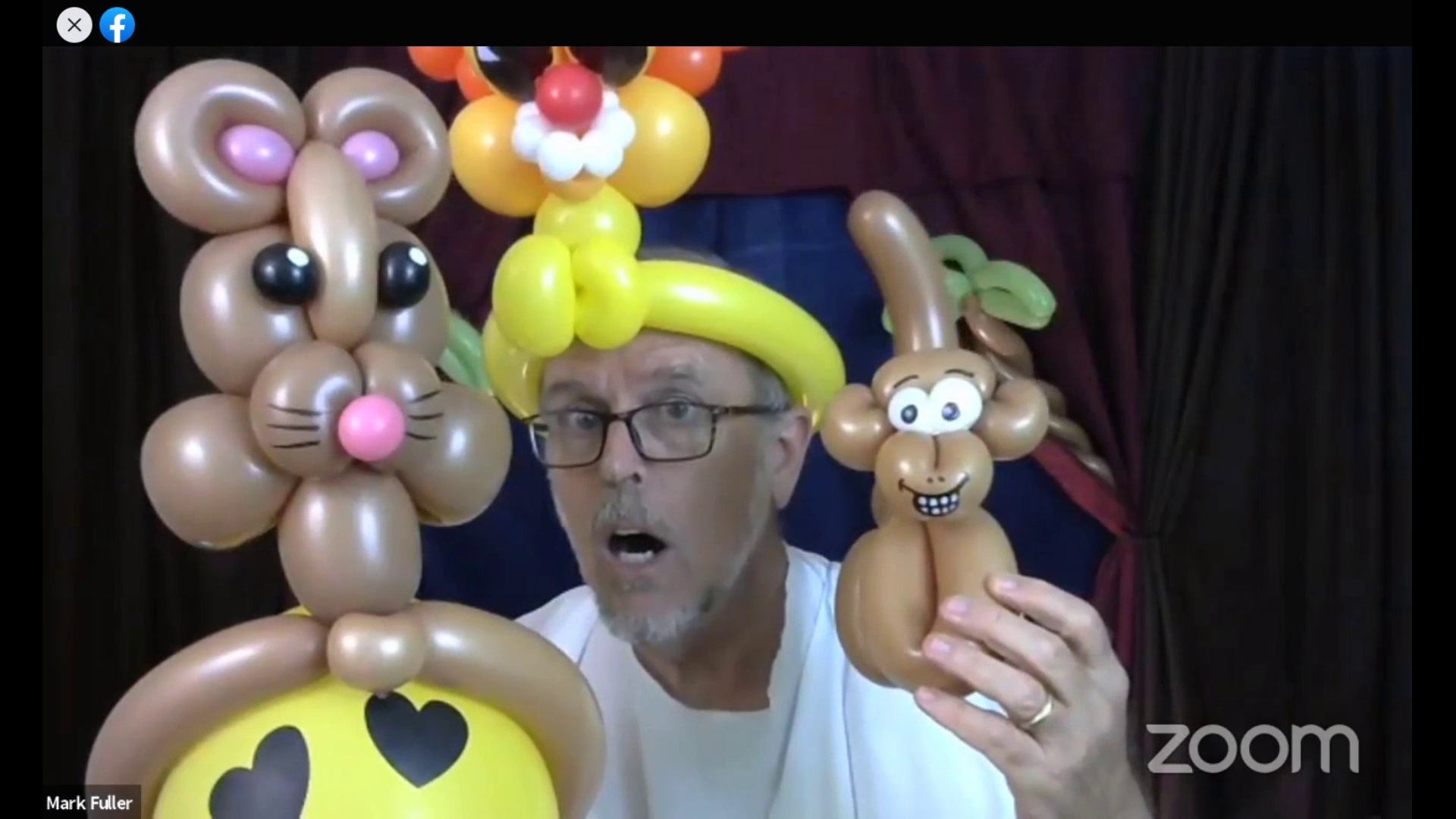 Once Upon a Storytime-with BALLOONS!