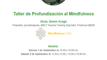Taller Profundización al Mindfulness