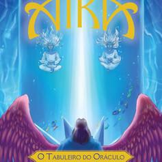 Capa do livro Aika - o tabuleiro do oráculo (2020)