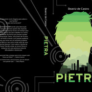 """Open cover of the book """"Pietra"""""""