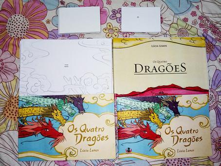 A história não contada sobre Os Quatro Dragões
