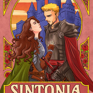 """Cover of the book """"Sintonia"""""""