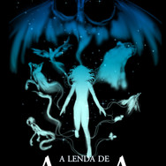 """Cover of the E-book """"The Legend of Arya"""""""