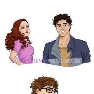 Kadu, Brenda and Mateus