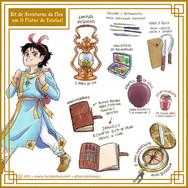 Elsa's Adventure Kit
