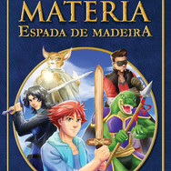 """Cover for the book """"Materia - Wooden Sword"""""""