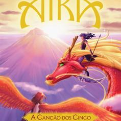 Capa de  Aika - A canção dos cinco (2020)