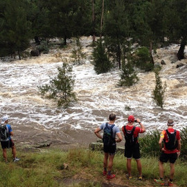 COX'S RIVER 2012 CANCELLED