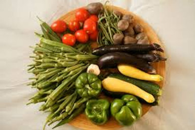 Fresh Veggies Box