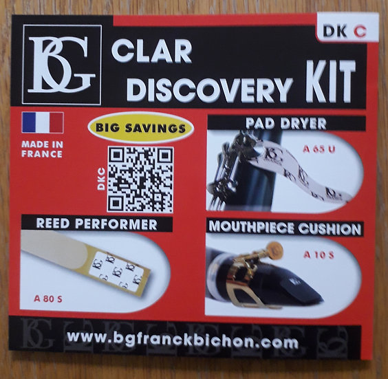 BG Clarinet Discovery Kit