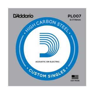 Daddario Plain Strings - Singles