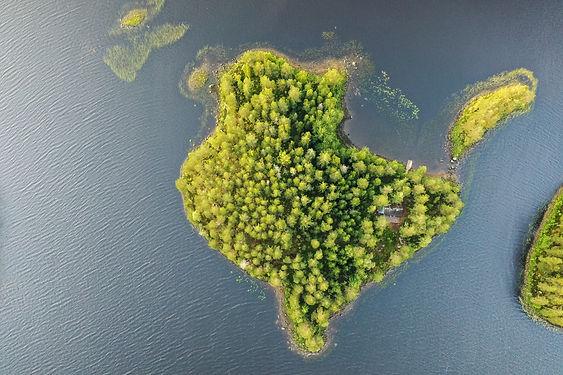 KABIN Sweden drone