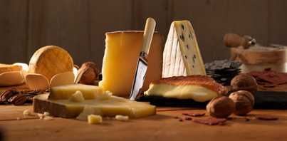 Group of cheese