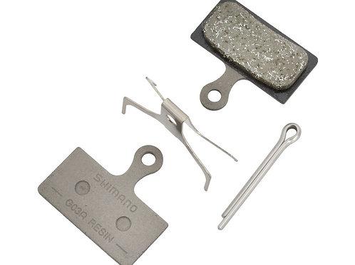 SHIMANO G03A Resin 4 pistons brake pads