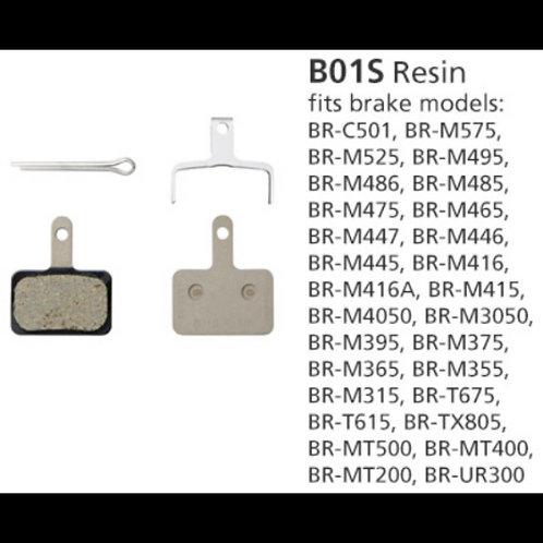 SHIMANO B01S 2 Pistons MTB pads