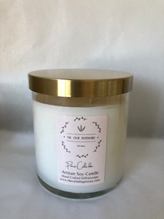 Grande Soy Candle -Pineapple and Coconut