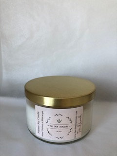 Petite Soy Candle - French Lavender