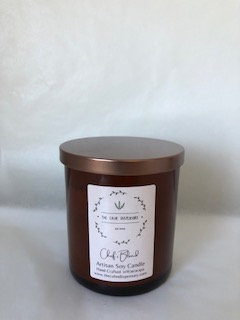 Chef's Blend Apothecary Jar