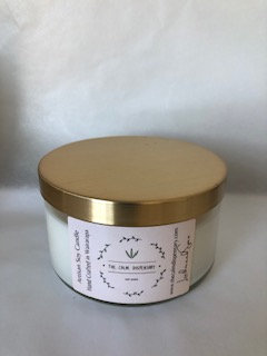Petite Soy Candle - Leather and Spice