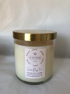 Grande Soy Candle -Summer Berry Tart