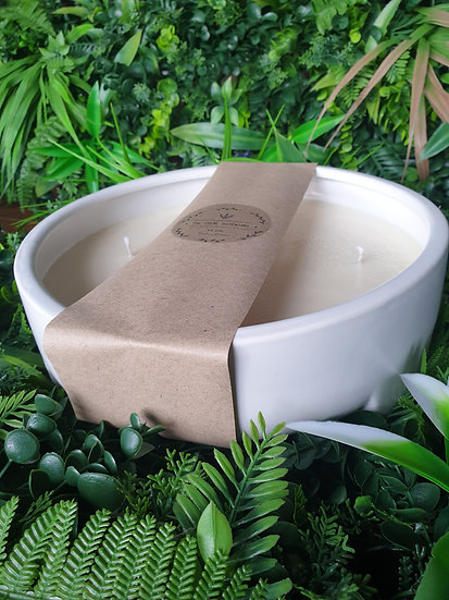 Outdoor Candle - Balmy in Bali (White)
