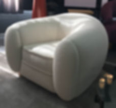POLAR armchair by Jean Royere edited by