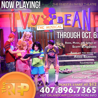 Ivy+Bean - Now Playing