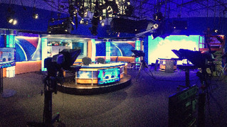 WFSB-TV in Hartford, CT Re-launches Main Studio with New, Energy-Efficient Lighting