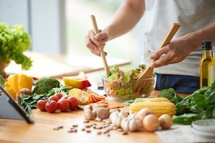 Ideas de menús saludables.