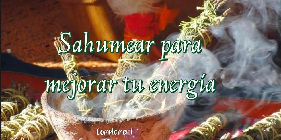 Sahaumar para mejorar tu energía