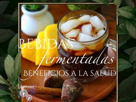 Beneficios de las bebidas fermentadas para la salud