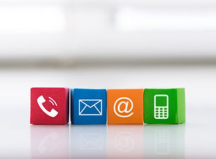 contact-us-concept-with-colorful-block-s