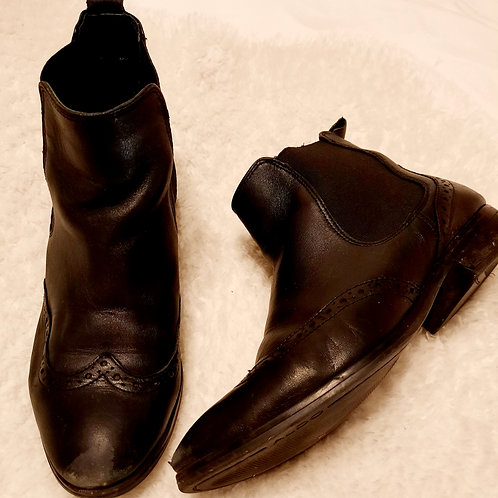 Extremely worn Aldo boots