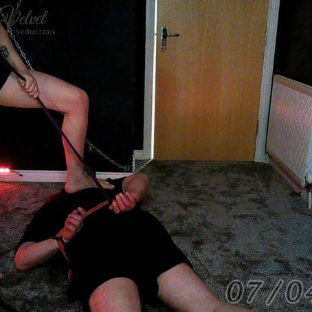 A Mistress in the art of Beatdowns...