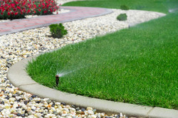 Sprinkler System Install & Repair