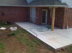 Pergola Construction & Concrete
